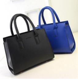 Wholesale Dresses Single Shoulder - Famous Brand Luxury Women Leather Handbags Women's Trunk bolsos Quality Messenger Bags Shoulder Bag Sac A Main Femme De Marque