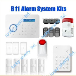 Alarm Siren Mini Indoor Siren For Wifi Gsm Alarm Systems G90b High Resilience Beautiful 433mhz New Design Wireless Indoor Strobe Siren