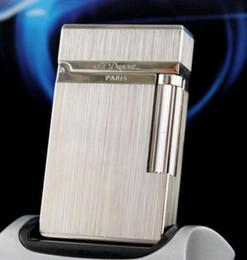 2019 boîte à lumière en forme de coeur New-Memorial-S-TLighter-007-briquets-Silver-Bright-Sound-Durable