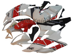Wholesale Yamaha R6 Body Kit White - Motorcycle Frame Injection Mold Complete Body Fairing Kit for YZF600 YZF R6 2006 2007 Injection Body Cover Fairing Kit White Red Black