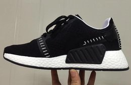 Wholesale Cheap Horns - men Popular WINGS HORNS WH NMD R2 Casual Running Sports Shoes,Training Sneakers Shoes,Discount cheap Gym Jogging Boots,Dropshipping Accepted