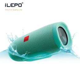 Wholesale Usb Battery Box - Wireless Portable Bluetooth Speaker Charge3 Waterproof Outdoor subwoofer Battery-Powered Soundbar Speaker Provide Strong Power