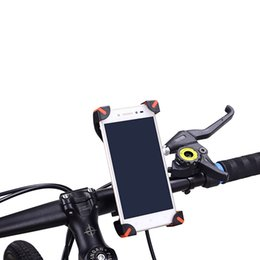 Wholesale Bike Holder Rack - Bicycle mobile phone support, motorcycle mobile phone holder, mountain bike aluminum alloy mobile phone navigation rack holder