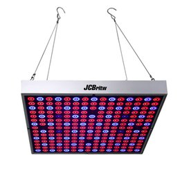 Wholesale Uv Light Grow - JCBritw 45W LED Grow Light Full Spectrum(Red, Blue, IR and UV) for Indoor Plants Hydroponic Greenhouse Veg and Flower