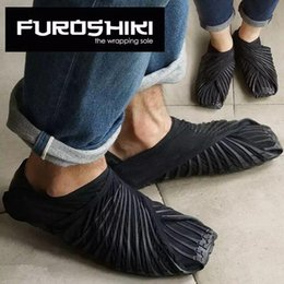 Wholesale Finger Toe - 2017 Fashion Casual Lightweight 5 fivefingers FUROSHIKI wrapped shoes 5 fingers Sneakers 5 fingers Shoes 36-47