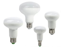 Wholesale Mushroom Light Bulbs - mushroom led Bubble Ball Bulb AC85-265V 7W 9W 12W 15W E27 B22 High power Globe light LED Light