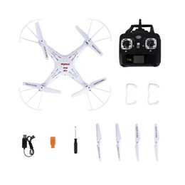 Wholesale Helicopter Indoor - Wholesale- 2017 New Quadcopter Drone for X5C Receiver NEW Quality Mini RC Indoor Outdoor Helicopter