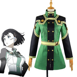 Wholesale Japanese Cosplay Costumes For Women - Sword Art Online ALO Kirigaya Suguha cosplay costume Anime carnival halloween costumes for women custom made