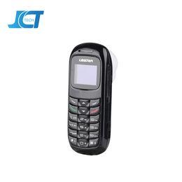 Wholesale Unlock Networks - DHL Yama Yahoo BM50 Upgrade ver. BM70 bluetooth mini phone 0.66inch with GSM Network Bluetooth Dialer Car headset mini unlocked phone