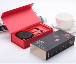 Wholesale Mp4 Metal - Abingo Metal In-Ear Earphone Noise Cancelling Super Bass Earbuds with Mic Handsfree Wired Headset with a Case for iPhone Xiaomi