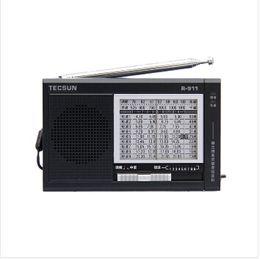 Wholesale Full Bathrooms - Wholesale-Voque and Nice Full Brand TECSUN R-911 FM MW SW Compact Multi Bands fm portable radio for bathroom tecsun radio receiver