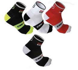 Wholesale Tennis Bike - New Brand Mountain bike socks cycling sport socks  Racing Cycling Socks Coolmax Material top quality compression socks