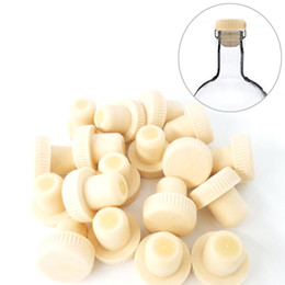 Wholesale T Cork - T Type Cork Plug -Wine Cork Red Wine Stopper  Bottle Stopper For Beer Plug Repeatedly Used 20Pcs  Lot Wine Tool