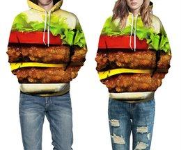 Wholesale Organic Fitness - Hip hop 3D printed hoodies 2017 fashion hoodies & sweatshirts casual chandal sudaderas hombre fitness hoody coat 52