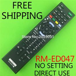 2019 sony tvs Atacado-RM-ED047 controle remoto adequado para TV SONY RM-ED050 RM-ED052 RM-ED053 RM-ED060 RM-ED046 RM-ED044 sony tvs barato
