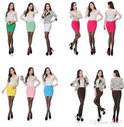 Wholesale Mini Skrits - Best Womens Mini skirt new high waist short Skirt work formal A line Stretch club wear skrits pencil Casual Skirts for woman