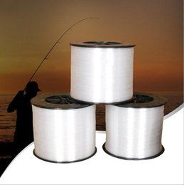Wholesale Angler Fishing - (20m) Professional anglers essential fishing line nylon line main super strong fishing line can be customized