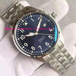 Wholesale 2892 watch - Luxury Watches New Brand Top Quality Luxury Automatic Mechanical Watches Sapphire Men's Watch Asina 2892 43MM Men Watch Watches