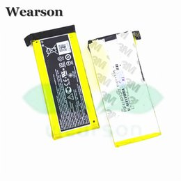 Wholesale Asus Batteries - Wearson C11P1322 Battery For Asus Padfone S X T00D PF500KL T00N Battery 2215mAh Free Shipping With Tracking Number