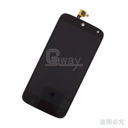 Wholesale Mobile Pa - obile Phone Accessories Parts Mobile Phone LCDs Original Quality LCD Display Black For Acer Liquid Z630 Z630s lcd with Touch Digitizer Pa...