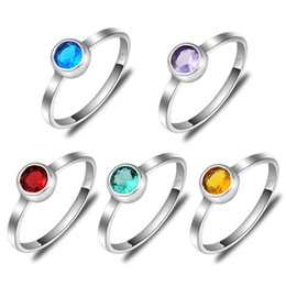 Wholesale supply Species colors topaz ring optional Ring Sterling Silver Jewelry