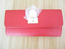 Wholesale Iphone Women Wallet Cases - Now genuine leather women michael wallet case For Apple 7 7 plus case black cases for iphone 5 6 6 plus mobile phone bags