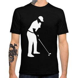 Wholesale Personalize T Shirts - Love Golf player 2017 New Fashion Women Men Print Casual T-Shirts Personalized
