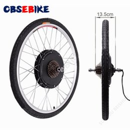 CBSEBIKE 48v1000w sem escova sem dentes Mountain Bike bicicleta elétrica bicicleta convertido 26 polegada kit de conversão do motor Ebike kit de