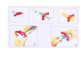 Wholesale Bathroom Toiletries - Squeezer Bathroom Toiletries Toothpaste Partner Lips Multi-purpose Toothpaste Dispenser TOP1669