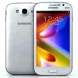 Wholesale Original Lcd - Original LCD Refurbished Samsung GALAXY Grand DUOS I9082 5.0Inch 1G RAM 8G ROM 8.0MP Dual Core 3G Unlocked Phones