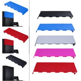Wholesale Hard Disc Casing - Color HDD Bay Cover Hard Disc Drive Cover Case for PS 4 Faceplate for Sony Playstation 4 PS4 HDD Cover Case