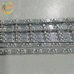 Wholesale rigid led strip rgb - Rigid led light bars rgb 3528 SMD rigid led strip light rgb 29 LEDs DC3.7V DC5V 500mm*5mm*1.5mm One led a group