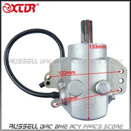 Wholesale Gear Drives - Wholesale- Yamoto Reverse Gear box 50 70 90 100 110 cc Akuma ATV with Shaft Drive for E22 Engine