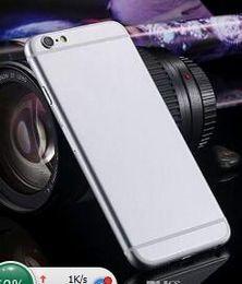 Wholesale Greece Mtk6589 - Goophone i6s i6 i7 Quad Core MTK6589 1GB+4GB Android 4.2 4.7 inch IPS HD 5.PS WiFi 3G WCDMA Nano Sim Card Smart Phone+gift 32gb card