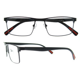 Wholesale Full Eyeglasses - New Arrived High Quality Optical Eyeglass Frame with tail detail design to increases friction Men Women Prescription Lens Eyewear