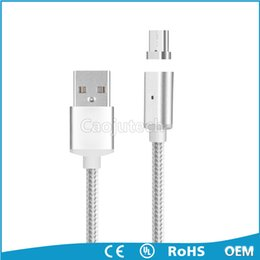 Wholesale Factory Labels - Factory outlets fast charging nylon braided Type-C cell phone magnetic USB data cables with free OEM FBA label
