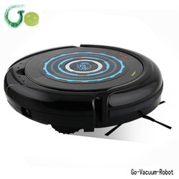Wholesale Mini Vacuum Mop - Mini Ultra-thin Quiet Dry Mop Robot Vacuum Cleaner light,resuable microfiber cleaning cloths household cleaning aspirator