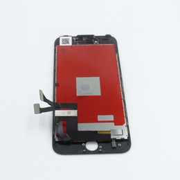 Wholesale Iphone Lcd Screens Wholesale - For iPhone 7 AAAA Quality LCD Screen Display Touch Digitizer with Frame Full Assembly Replacement