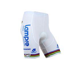 Wholesale Team Cycling Tights - 2017 hot summer lampre RACING TEAM cycling clothing Bib shorts MONTON biker clothes sportswear ropa ciclismo cycling tights MTB pant