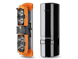 Wholesale Ir Beam Detector - Wholesale- ABH-150L 150M Laser Sensor Security IR Beam Detector 4 Beams 250mtr in Perimeter Protecting Alarm Systems