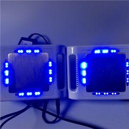 Congelación máquina fría online-Mini Fat Freezing pequeña almohadilla de congelación grasa Cold Shaping Fat adelgaza la máquina para el uso personal en el hogar pérdida de peso
