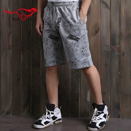 Wholesale Japan Size Clothes - Wholesale-2016 fashion brand summer hip hop plus size casual male men jogger clothing exercise shorts men homme bermuda masculina A06