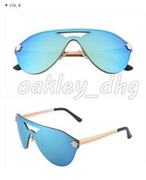 Wholesale Golf Punk - 2017 punk design polarized Men's sunglasses Polarized night sight glasses car driving sunglasses men outdoor sports for fishing running golf