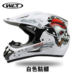 Wholesale Dot Racing Helmets - Wholesale- DOT MOTORCYCLE HELMETS moto ATV DIRT BIKE MOTOCROSS racing Helmet motocicleta casco capacetes M L XL SIZE
