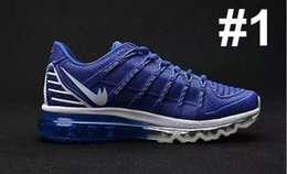 Wholesale Kd Ii - High Quality KD 10 TN ZOOM Racers A.D. NXT 12 Shox NZ 2016 fly II Nano KPU Men's Running Shoes Airborne Casual Outdoor Sports Sneakers Size7
