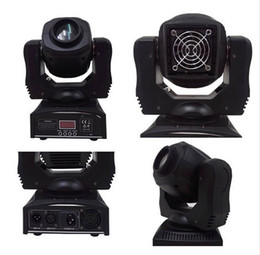 Wholesale Spot Lead Light Stage - New stage led spot 60w gobos moving head light dmx 9 11 channels light fast shipping