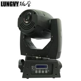 Wholesale Spot Moving Head Light White - Bright White LED Spot Moving Head Light 180W Led Moving Head Spot Stage Lighting 17 Channels For Party Wedding KTV Nightclubs
