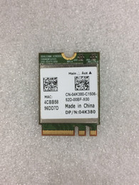 wifi atheros Скидка Atheros QCNFA222 AR5BWB222 NGFF D / PN: 04K380 300Mbps Bluetooth4.0 WLAN Wifi Wireless Card
