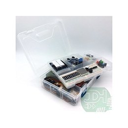 Wholesale Arduino Resistor - MEGA 2560 Starter Kit Ultra (100% Arduino IDE Compatible), WiFi, Bluetooth, Sensors, Modules, Resistor kit and >220 (without adaptor)