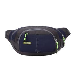 Wholesale Purple Travel Pillow - 2017 Newest Arrival Shoulder Bag Women Canva Bum Bag Travel Handy Fanny Pack Waist Belt Zip Pouch bolsas Wholesale